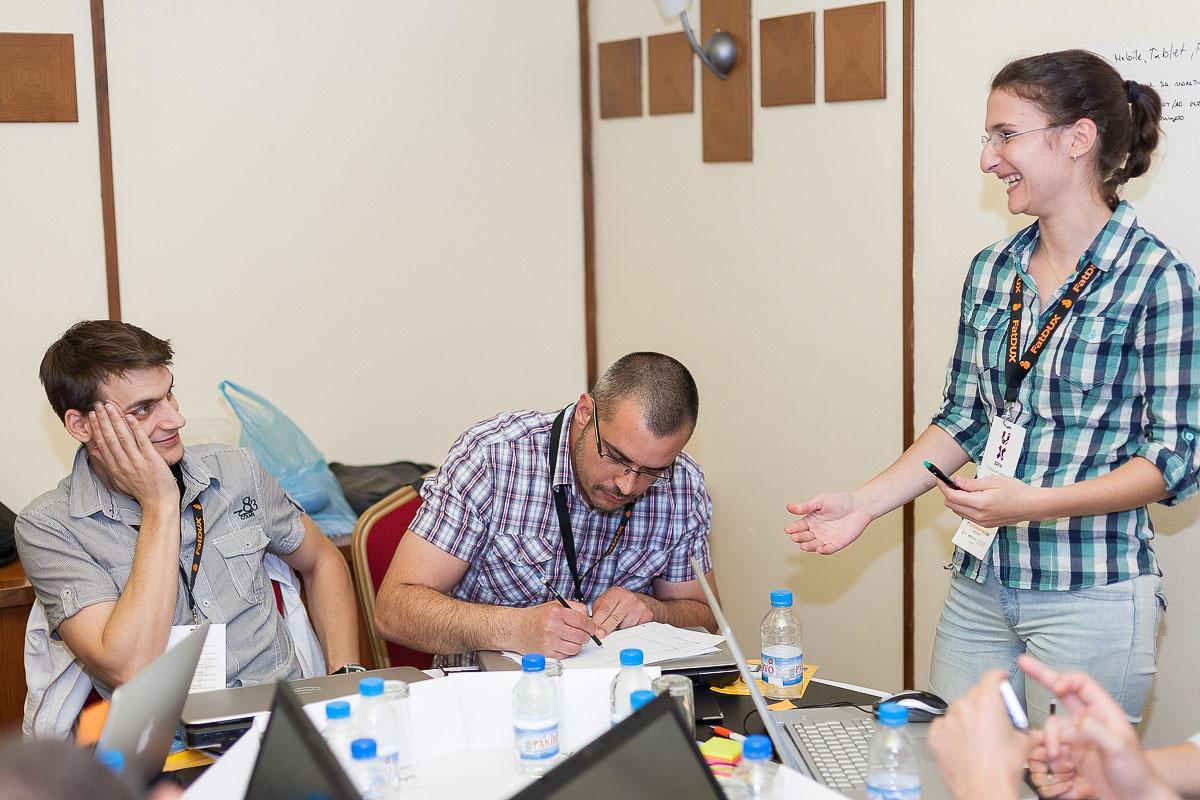 Тренинг за проектиране на отзивчива информационна архитектура